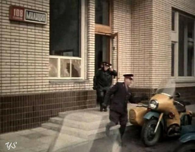 Đây chính là chiếc xít-đờ-ca mà cảnh sát Liên Xô dùng cách đây 50 năm với tốc độ trên 120 km/h - Ảnh 6.