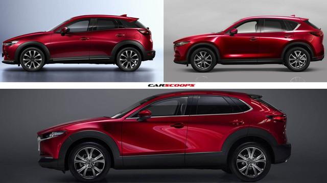 Nếu vẫn đang hoang mang nhầm lẫn Mazda CX-30 vs CX-3 vs CX-5 thì đây là bài so sánh bạn cần nhớ