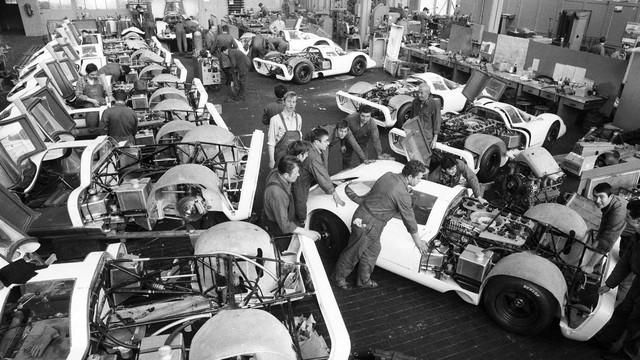 Huyền thoại Porsche 917 có thể được hồi sinh: Tin vui cho fan Porsche - Ảnh 1.