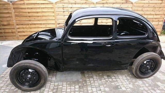 Volkswagen Beetle lâu đời nhất thế giới bị thiêu rụi hoàn toàn nhưng được phục chế đẹp như mới - Ảnh 16.