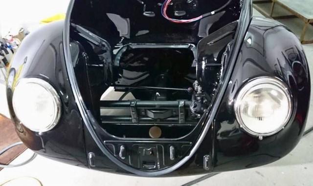 Volkswagen Beetle lâu đời nhất thế giới bị thiêu rụi hoàn toàn nhưng được phục chế đẹp như mới - Ảnh 14.