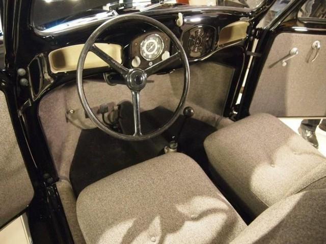 Volkswagen Beetle lâu đời nhất thế giới bị thiêu rụi hoàn toàn nhưng được phục chế đẹp như mới - Ảnh 12.