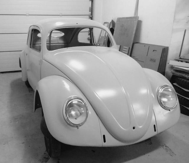 Volkswagen Beetle lâu đời nhất thế giới bị thiêu rụi hoàn toàn nhưng được phục chế đẹp như mới - Ảnh 8.