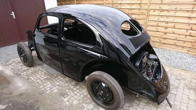 Volkswagen Beetle lâu đời nhất thế giới bị thiêu rụi hoàn toàn nhưng được phục chế đẹp như mới - Ảnh 9.