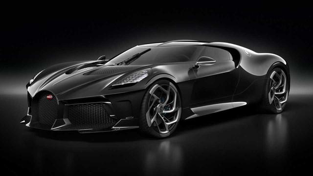 7 dòng xe đắt nhất thế giới: Rẻ nhất cũng phải 3,26 triệu USD - Ảnh 7.