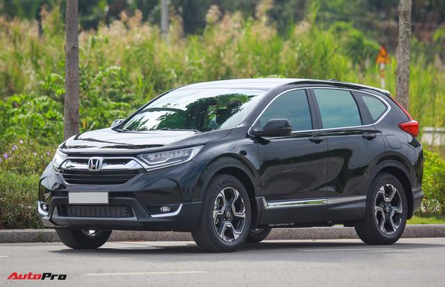 Hyundai Accent và Honda CR-V: Cặp đôi đổi vận nhờ ra mắt phiên bản mới và giảm giá tại Việt Nam - Ảnh 3.