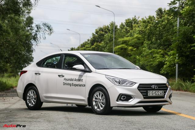 Hyundai Accent và Honda CR-V: Cặp đôi đổi vận nhờ ra mắt phiên bản mới và giảm giá tại Việt Nam - Ảnh 1.