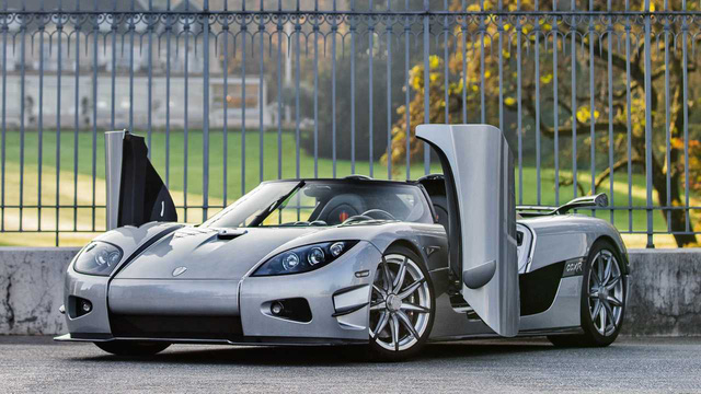 7 dòng xe đắt nhất thế giới: Rẻ nhất cũng phải 3,26 triệu USD - Ảnh 4.