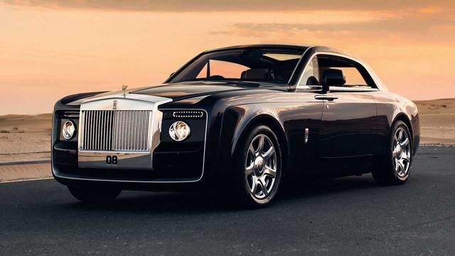 7 dòng xe đắt nhất thế giới: Rẻ nhất cũng phải 3,26 triệu USD - Ảnh 6.