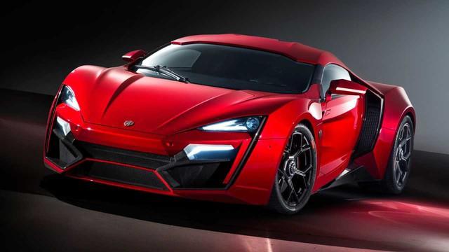 7 dòng xe đắt nhất thế giới: Rẻ nhất cũng phải 3,26 triệu USD - Ảnh 2.