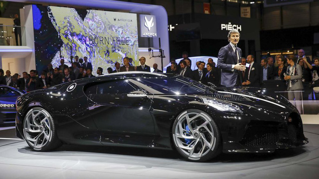 """Học theo Koenigsegg, Bugatti có thể sẽ ra mắt """"siêu xe giá rẻ"""" chỉ… gấp đôi Rolls-Royce"""