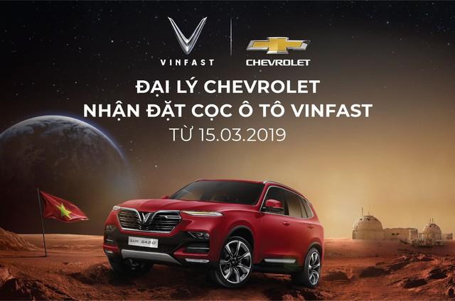 VinFast chính thức bán xe tại đại lý Chevrolet, sắp mở thêm 40 điểm bán của riêng mình - Ảnh 1.