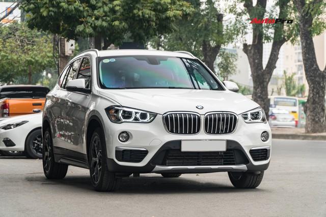 Chiếc SUV giá gần 1,8 tỷ này của BMW là hàng hiếm trên thị trường xe cũ - Ảnh 1.