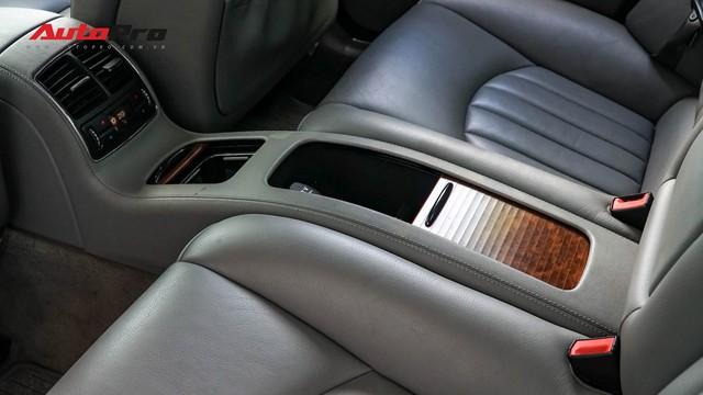 14 năm tuổi, xe dân chơi Mercedes-Benz CLS bán lại rẻ hơn Hyundai Accent cả chục triệu đồng - Ảnh 5.