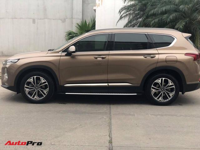 Tâm sự của người phụ nữ vừa mua chiếc Hyundai Santa Fe 2019 sau thời gian dài chờ đợi tình trạng bia kèm lạc hạ nhiệt - Ảnh 3.