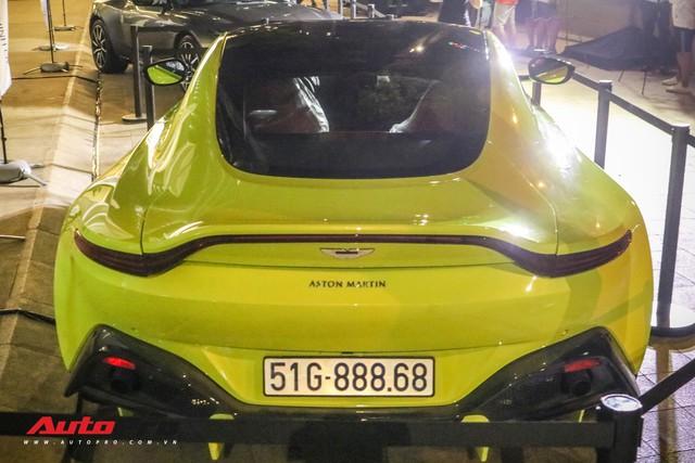 Aston Martin V8 Vantage giá 15 tỷ đồng của đại gia ngành làm đẹp ra biển số khủng - Ảnh 2.