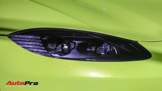 Aston Martin V8 Vantage giá 15 tỷ đồng của đại gia ngành làm đẹp ra biển số khủng - Ảnh 7.