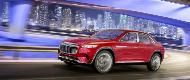 Mercedes sắp tung siêu phẩm Maybach hoàn toàn mới, sang xịn nhất từ trước tới nay để sánh ngang Rolls-Royce - Ảnh 5.
