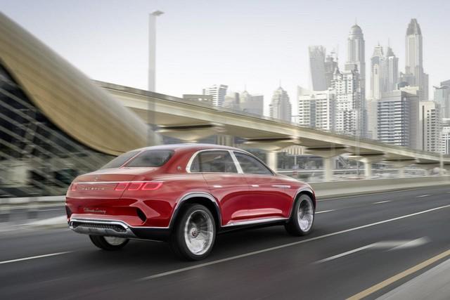 Mercedes sắp tung siêu phẩm Maybach hoàn toàn mới, sang xịn nhất từ trước tới nay để sánh ngang Rolls-Royce - Ảnh 4.