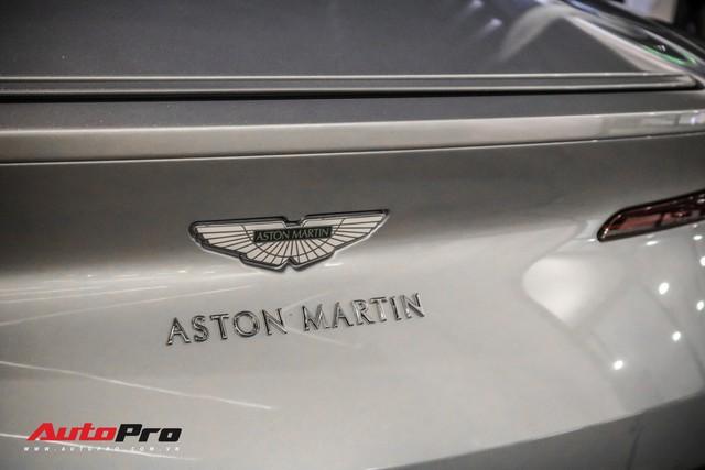 Cận cảnh Aston Martin DB11 V8 của đại gia Vũng Tàu, sở hữu tùy chọn có giá 200 triệu đồng - Ảnh 11.