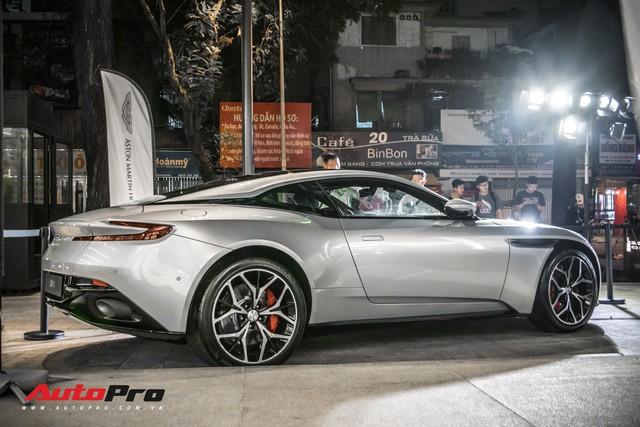 Cận cảnh Aston Martin DB11 V8 của đại gia Vũng Tàu, sở hữu tùy chọn có giá 200 triệu đồng - Ảnh 6.