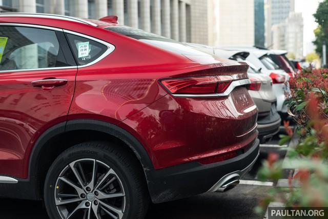Lộ diện SUV Trung Quốc đòi đấu Mercedes GLC: Nhìn qua tưởng BMW X4 - Ảnh 2.