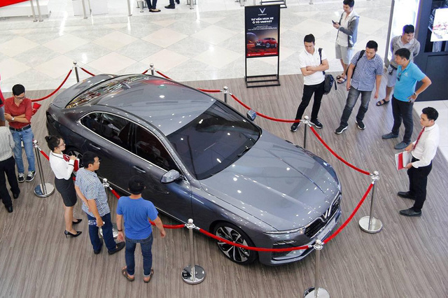 VinFast tính mở 76 showroom - Tham vọng 1 năm vượt Hyundai trong 10 năm ở Việt Nam - Ảnh 1.