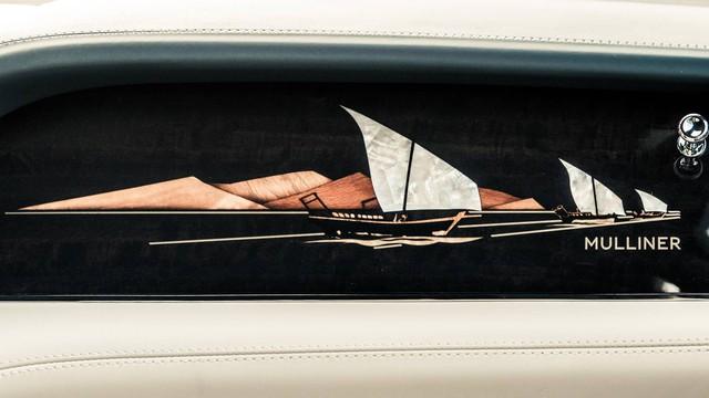 Bentley giao Bentayga siêu đặc biệt Hòn ngọc vịnh Ba Tư cho đại gia Trung Đông - Ảnh 2.