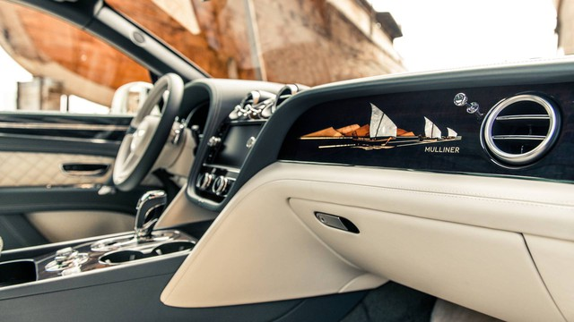 Bentley giao Bentayga siêu đặc biệt Hòn ngọc vịnh Ba Tư cho đại gia Trung Đông - Ảnh 1.