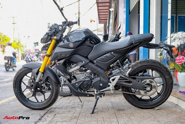 Cận cảnh Yamaha MT-15 giá 79 triệu đồng đầu tiên về Việt Nam - Hàng hot cho giới trẻ - Ảnh 4.