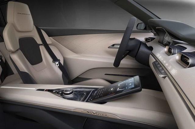 Hãng thiết kế cho VinFast tung mẫu xe cửa cánh chim khiến fan mê mẩn, sẵn sàng bán thiết kế với giá đẹp - Ảnh 5.