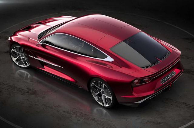 Hãng thiết kế cho VinFast tung mẫu xe cửa cánh chim khiến fan mê mẩn, sẵn sàng bán thiết kế với giá đẹp - Ảnh 2.