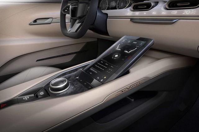 Hãng thiết kế cho VinFast tung mẫu xe cửa cánh chim khiến fan mê mẩn, sẵn sàng bán thiết kế với giá đẹp - Ảnh 6.