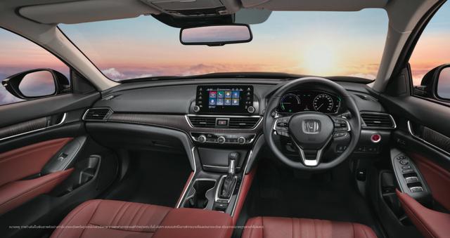Honda Accord 2019 bản Thái Lan ra mắt, giá khởi điểm từ 1,1 tỉ đồng, sắp về Việt Nam - Ảnh 8.