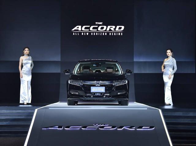 Honda Accord 2019 bản Thái Lan ra mắt, giá khởi điểm từ 1,1 tỉ đồng, sắp về Việt Nam - Ảnh 11.