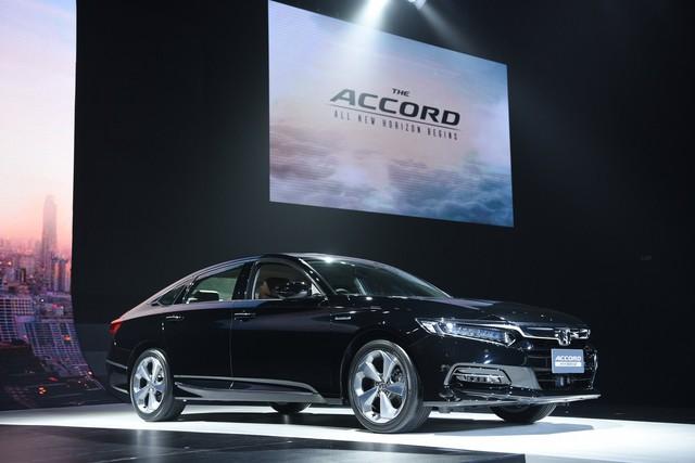 Honda Accord 2019 bản Thái Lan ra mắt, giá khởi điểm từ 1,1 tỉ đồng, sắp về Việt Nam - Ảnh 1.
