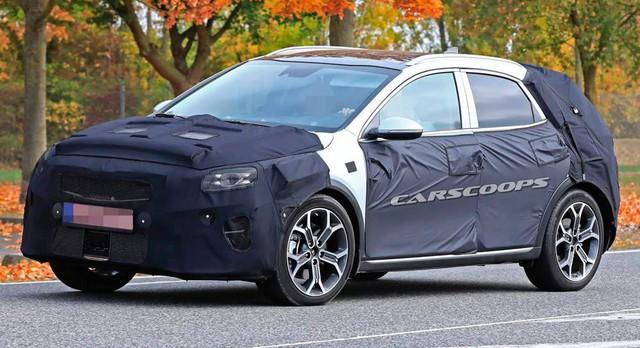 Kia hé lộ SUV nhỏ hơn Sportage, người tiêu dùng kỳ vọng 1 Hyundai Kona gắn mác Kia - Ảnh 3.