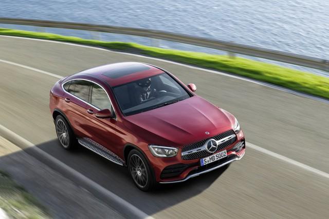Ra mắt Mercedes-Benz GLC Coupe 2020 - Đối trọng của BMW X4 sắp bán tại Việt Nam - Ảnh 11.