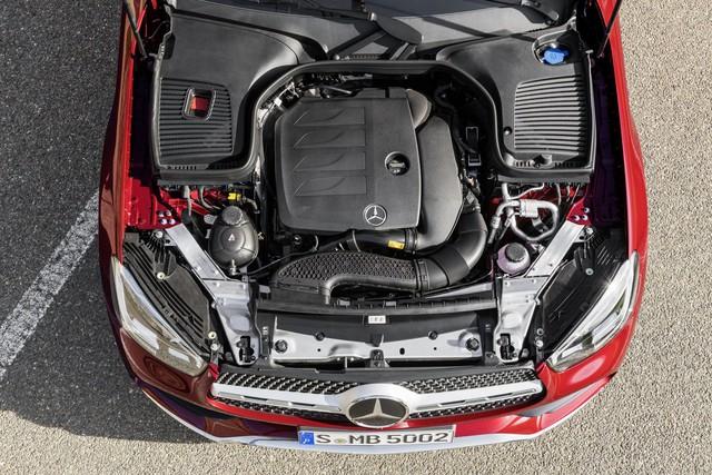 Ra mắt Mercedes-Benz GLC Coupe 2020 - Đối trọng của BMW X4 sắp bán tại Việt Nam - Ảnh 10.