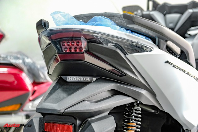 Lô hàng Honda Forza 300 nhập Ý đầu tiên về Việt Nam giá 360 triệu đồng, đã có 9 người đặt mua - Ảnh 11.