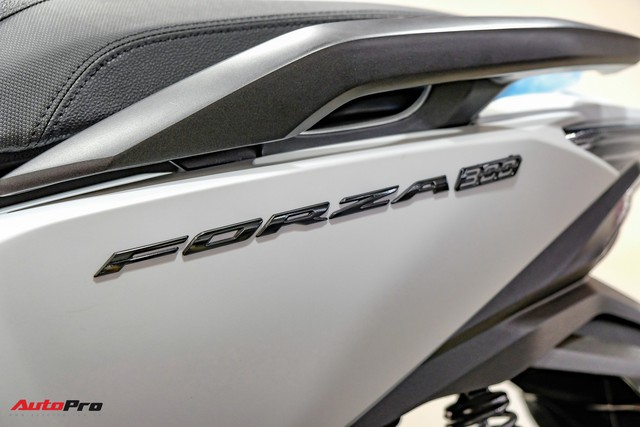 Lô hàng Honda Forza 300 nhập Ý đầu tiên về Việt Nam giá 360 triệu đồng, đã có 9 người đặt mua - Ảnh 12.