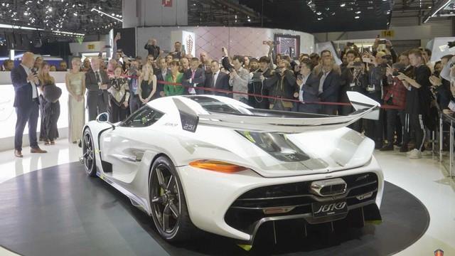 Siêu xe 65 tỉ đồng của Koenigsegg vừa ra mắt đã bán sạch trong chưa đầy 5 ngày - Ảnh 2.