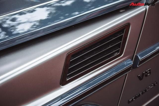 Mercedes-AMG G55 sở hữu hai màu sơn lạ mắt của đại gia buôn đồ xa xỉ tại Hà Nội - Ảnh 10.