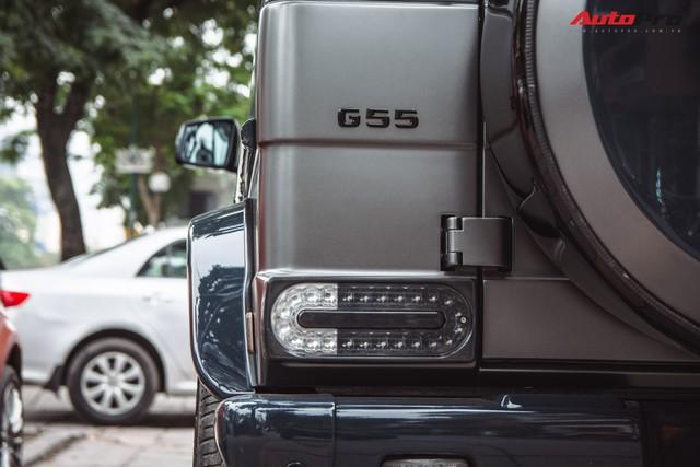 Mercedes-AMG G55 sở hữu hai màu sơn lạ mắt của đại gia buôn đồ xa xỉ tại Hà Nội - Ảnh 13.
