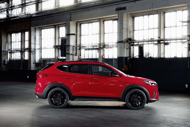 Hyundai Tucson tung bản thể thao, bỏ xa Honda CR-V - Ảnh 2.