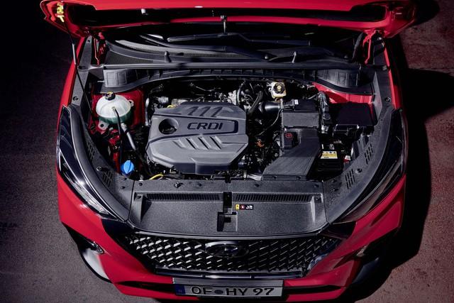 Hyundai Tucson tung bản thể thao, bỏ xa Honda CR-V - Ảnh 1.