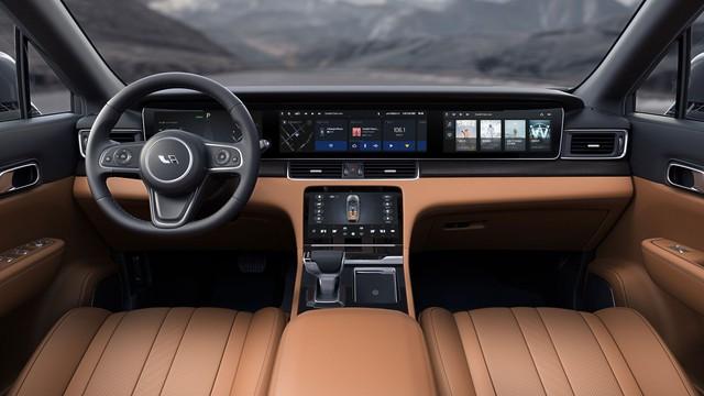 Li Xiang One: SUV Trung Quốc mang thiết kế Volvo XC90 lai Audi Q7 - Ảnh 6.