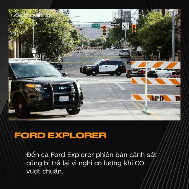 Tôi phát ốm vì Ford Explorer và câu chuyện đằng sau ít người biết đến - Ảnh 6.