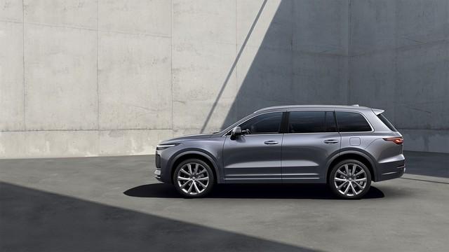 Li Xiang One: SUV Trung Quốc mang thiết kế Volvo XC90 lai Audi Q7 - Ảnh 2.