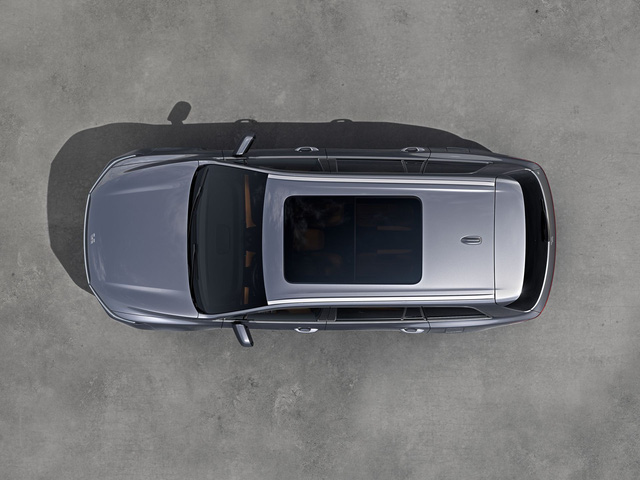 Li Xiang One: SUV Trung Quốc mang thiết kế Volvo XC90 lai Audi Q7 - Ảnh 5.